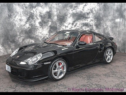 2001 Porsche 911 Turbo Coupe for sale 100981232