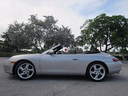 2001 Porsche 911 Cabriolet for sale 100995818