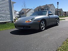 2001 Porsche Boxster for sale 100782395