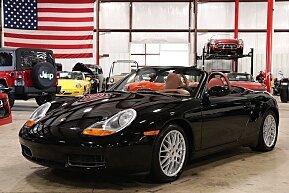 2001 Porsche Boxster for sale 101028866