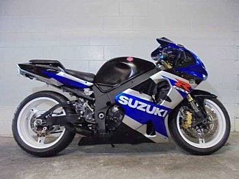 2001 Suzuki GSX-R1000 for sale 200431093