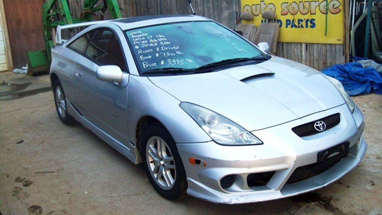 2001 toyota celica gt for sale near bedford virginia 24174 classics on autotrader. Black Bedroom Furniture Sets. Home Design Ideas