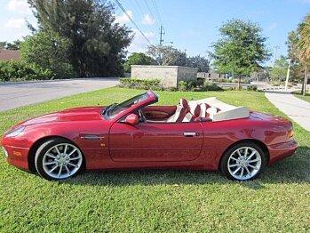 2001 aston-martin DB7 Vantage Volante for sale 100870723