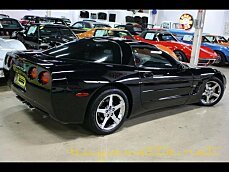 2001 chevrolet Corvette Coupe for sale 100985477