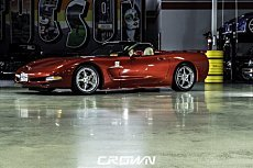2001 chevrolet Corvette Convertible for sale 101017162