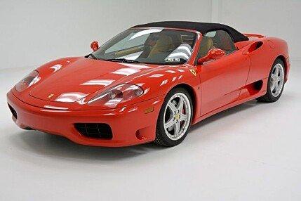 2001 ferrari 360 Spider for sale 100960690