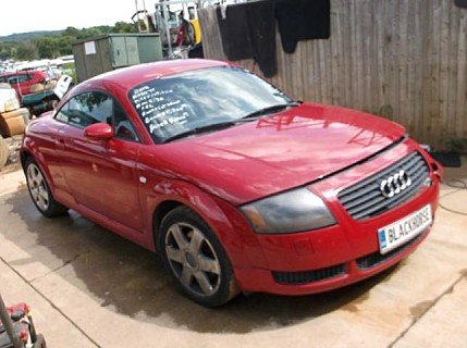 2002 Audi TT 1.8T Coupe w/ 180hp for sale 100292450