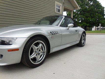 2002 BMW M Roadster for sale 100782670