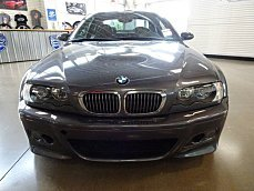 2002 BMW M3 Coupe for sale 101009631