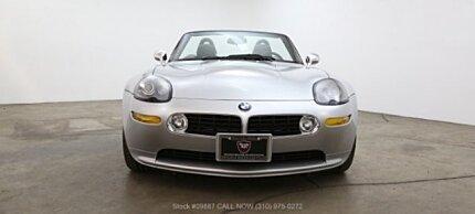 2002 BMW Z8 for sale 100999994