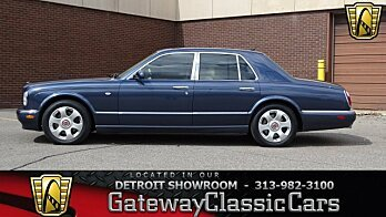 2002 Bentley Arnage R for sale 100970985