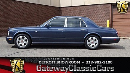 2002 Bentley Arnage R for sale 100970985