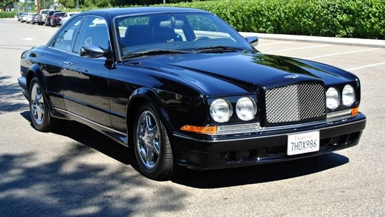 2002 Bentley Continental for sale 100881371
