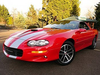 2002 Chevrolet Camaro Z28 Coupe for sale 100956499