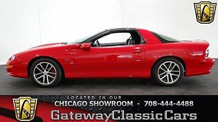 2002 Chevrolet Camaro Z28 Coupe for sale 100755917