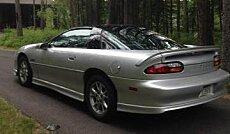 2002 Chevrolet Camaro Z28 Coupe for sale 100772589