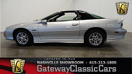 2002 Chevrolet Camaro Z28 Coupe for sale 100948483