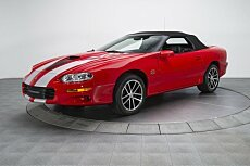 2002 Chevrolet Camaro Z28 Convertible for sale 100956233