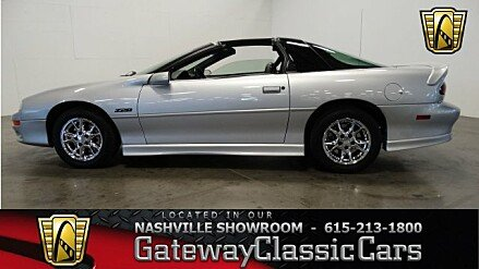 2002 Chevrolet Camaro Z28 Coupe for sale 100963664