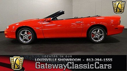 2002 Chevrolet Camaro Z28 Convertible for sale 100964795