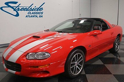 2002 Chevrolet Camaro Z28 Coupe for sale 100970261