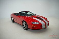 2002 Chevrolet Camaro Z28 Convertible for sale 100977386