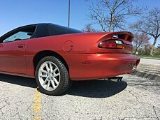2002 Chevrolet Camaro Z28 Coupe for sale 100983236