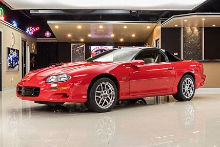 2002 Chevrolet Camaro Z28 Coupe for sale 100986458