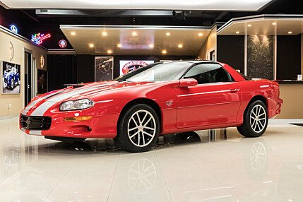 2002 Chevrolet Camaro Z28 Coupe for sale 100994278