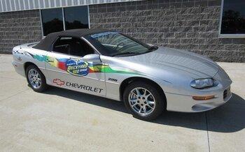 2002 Chevrolet Camaro Z28 Convertible for sale 101001567