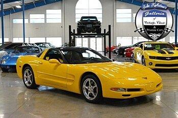 2002 Chevrolet Corvette Coupe for sale 100725000