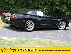 2002 Chevrolet Corvette Z06 Coupe for sale 100761124