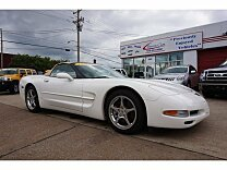 2002 Chevrolet Corvette Convertible for sale 100767753