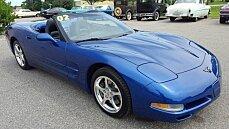 2002 Chevrolet Corvette Convertible for sale 100770999
