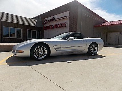 2002 Chevrolet Corvette for sale 100772212