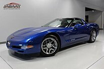 2002 Chevrolet Corvette Coupe for sale 100777717