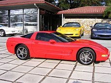 2002 Chevrolet Corvette Coupe for sale 100798011