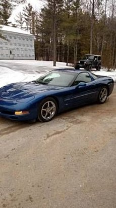 2002 Chevrolet Corvette for sale 100800817