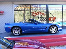 2002 Chevrolet Corvette Convertible for sale 100848209