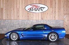2002 Chevrolet Corvette Z06 Coupe for sale 100855560