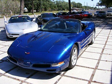 2002 Chevrolet Corvette Convertible for sale 100860819