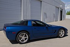 2002 Chevrolet Corvette Coupe for sale 100871729