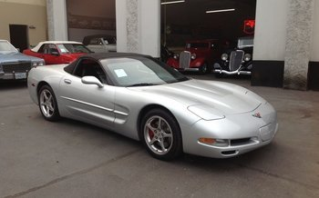 2002 Chevrolet Corvette for sale 100906042