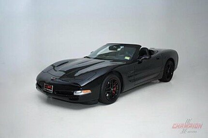 2002 Chevrolet Corvette Convertible for sale 100908044