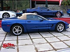 2002 Chevrolet Corvette Convertible for sale 100927258