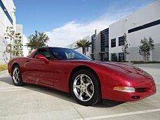 2002 Chevrolet Corvette Coupe for sale 100929233