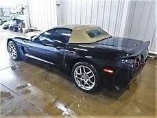 2002 Chevrolet Corvette Convertible for sale 100937484