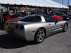 2002 Chevrolet Corvette Coupe for sale 100951963