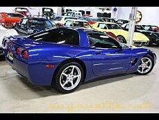 2002 Chevrolet Corvette Coupe for sale 100954308