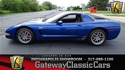 2002 Chevrolet Corvette Z06 Coupe for sale 100963554